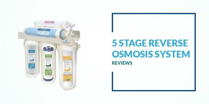 5-Stage-Reverse-Osmosis-System