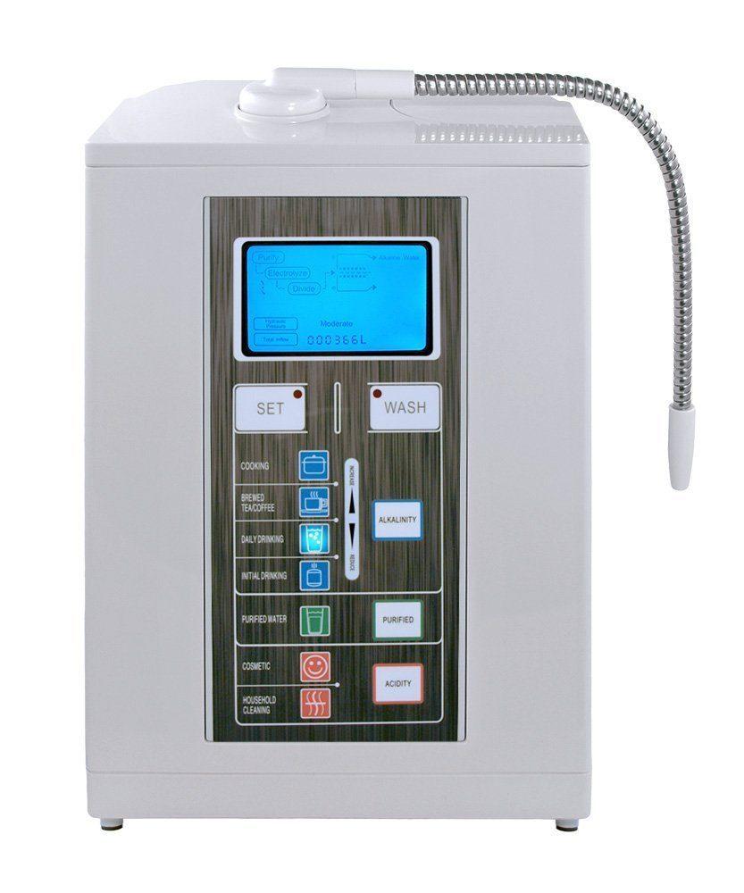 Aqua-Ionizer Deluxe 7 Plate Alkaline Water Ionizer