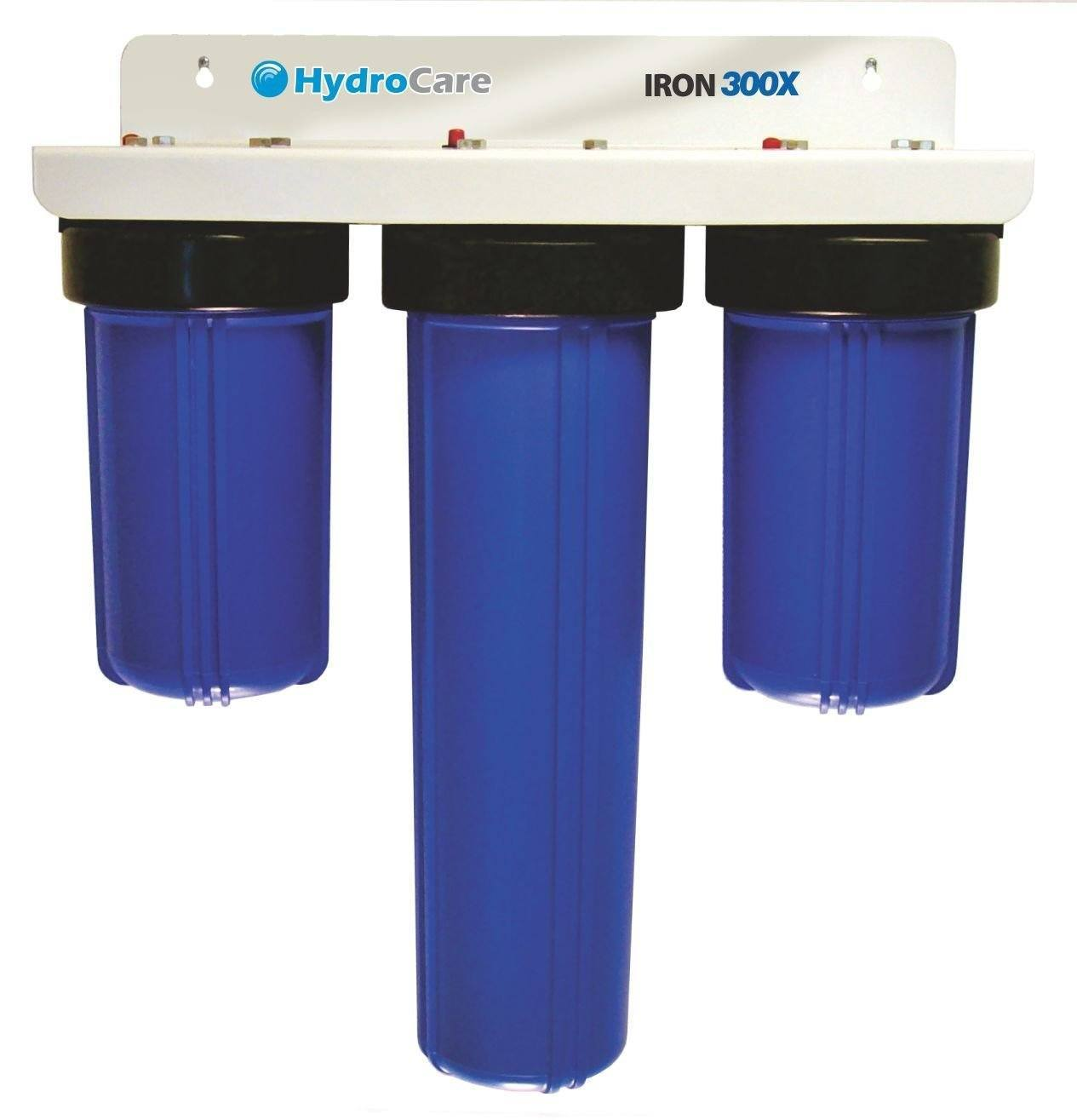 HydroCare HC-300X Iron Well Water Filtration