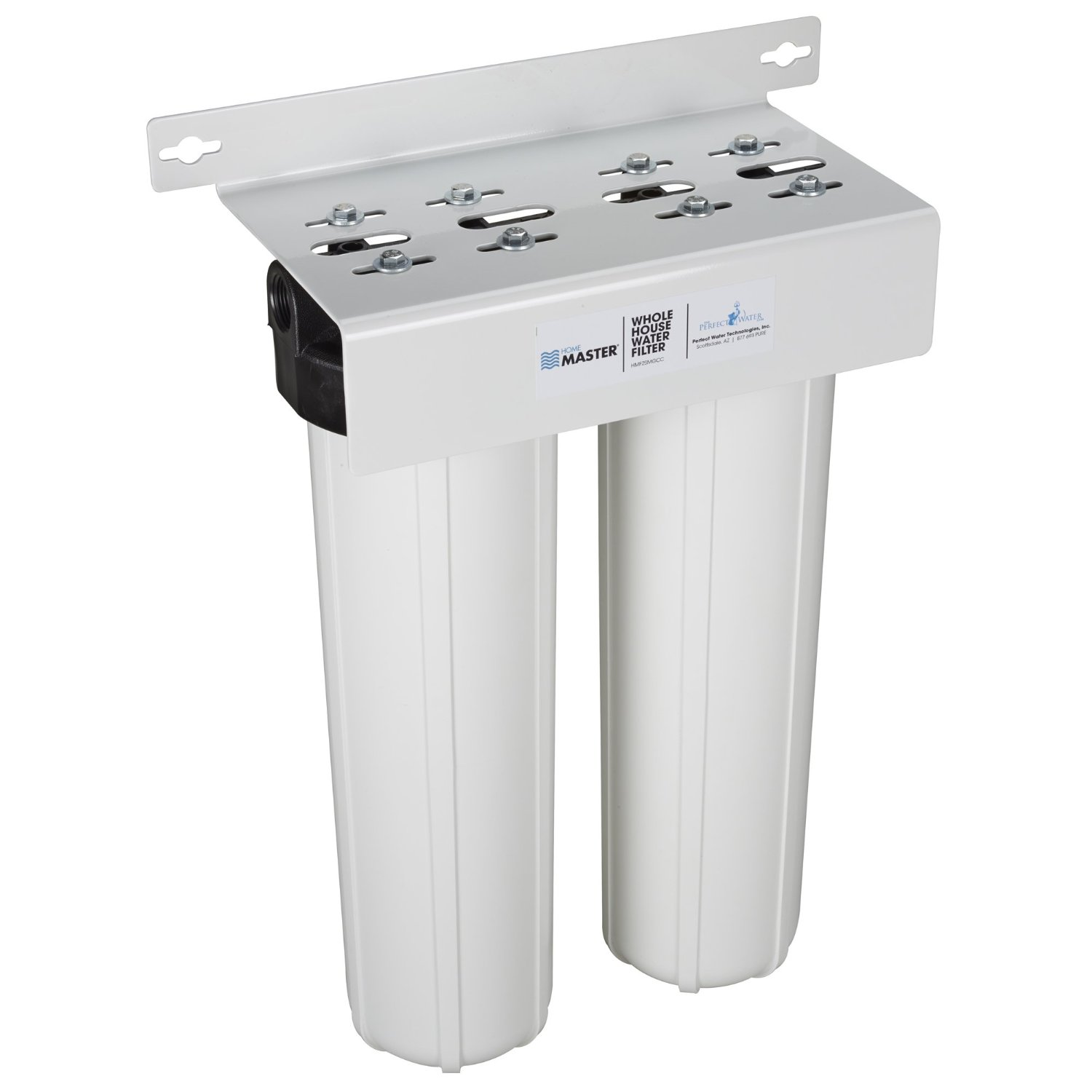 Home Master HMF2SMGCC Whole House Two Stage Water Filtration System