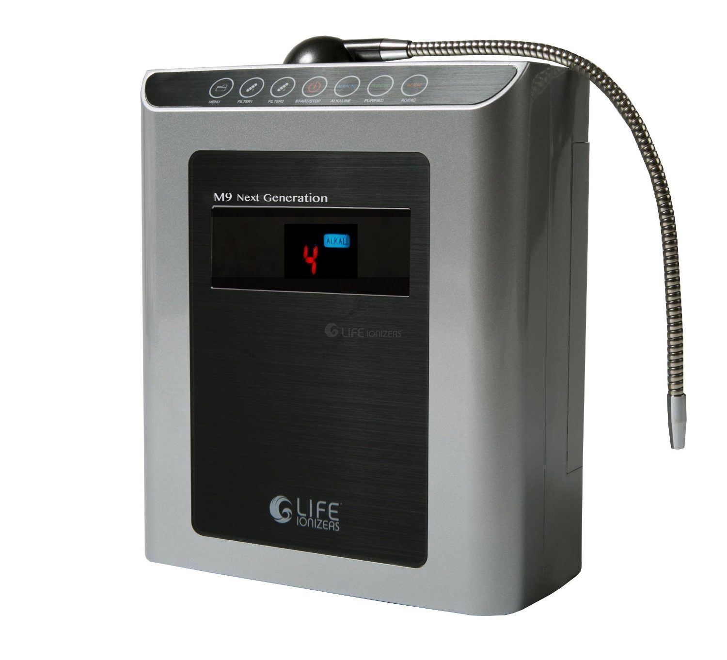 M9 Next Gen. Countertop Water Ionizer