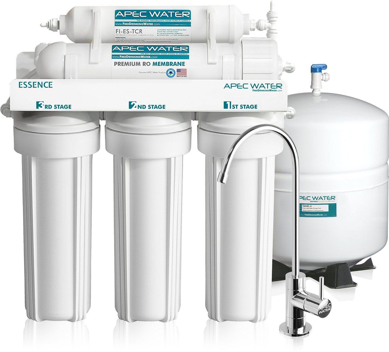 APEC Top Tier Premium 5-Stage Reverse Osmosis