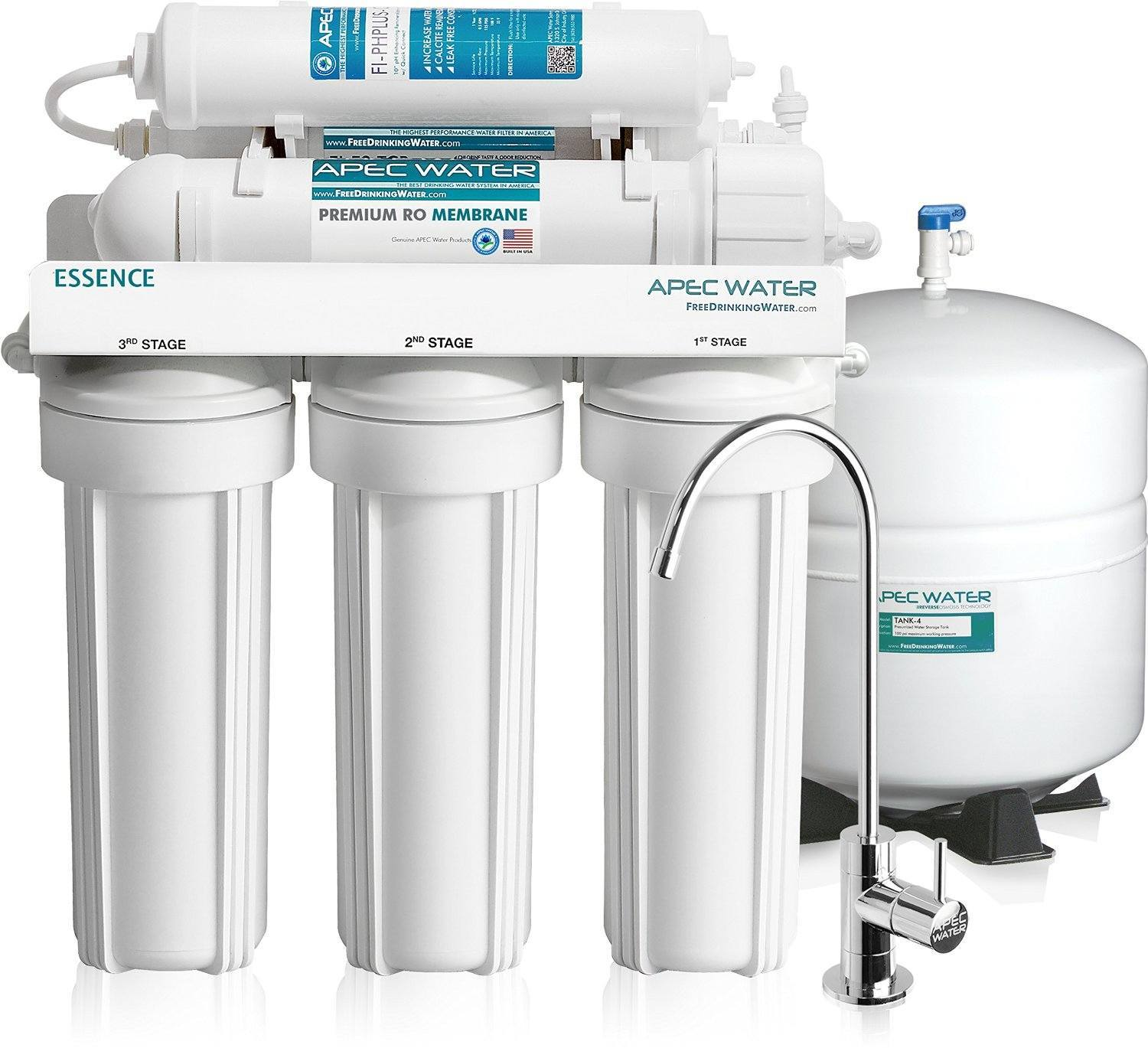 2.APEC Water Systems ROES-PH75 Top Tier